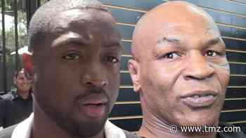 Dwyane Wade 'Appreciated' Mike Tyson Defending His Family During Boosie Interview - TMZ