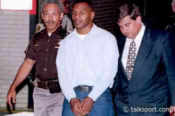 Mike Tyson on his one and only fight in prison, earning respect and being visited by Tupac Shakur - talkSPORT.com