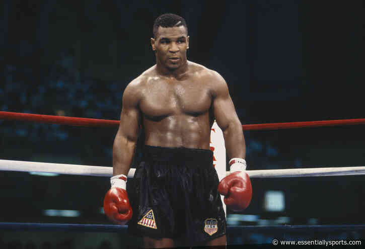 "Mike Tyson Fails to Make It to Frank Warren's Top Ten List: ""He Was Sodding Around, Dru***** I ... - EssentiallySports"