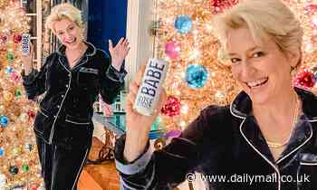 RHONY alum Dorinda Medley partners with BABE Wine to promote 'holiday décor contest'