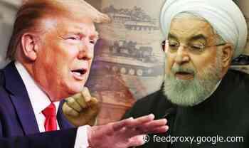 WW3 fears: Iran warns Trump risking 'full-fledged war' in final days as US President