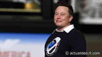 Elon Musk se convierte en la tercera persona más rica del planeta - RT en Español