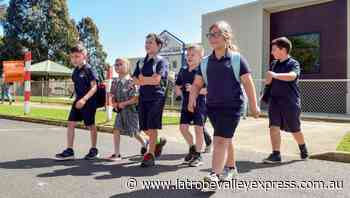 Parents at Kosciuszko Street Primary School in Traralgon call for crossing safety upgrade - Latrobe Valley Express