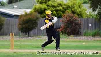 LVDCL A Grade Cricket - Traralgon West v Morwell - Latrobe Valley Express