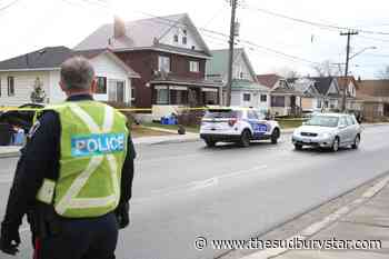 Sudbury photos: Police investigate reports of shots fired