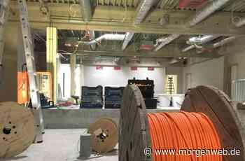 Heddesheim: Baustellenlärm statt Lockdown-Leere - Mannheimer Morgen