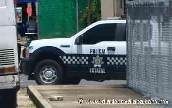 Asaltan gasolinera cerca de la delegación de SSP en Xico - Diario de Xalapa