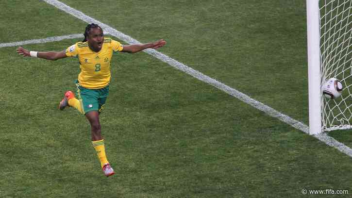 Tshabalala: My 2010 goal will be special forever