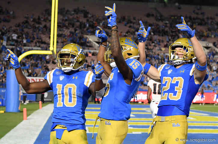 UCLA football duo invited to compete in Reese's Senior Bowl