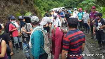 Dos mil guaqueros ingresaron ilegalmente a mina de Maripí (Boyacá) - RCN Radio