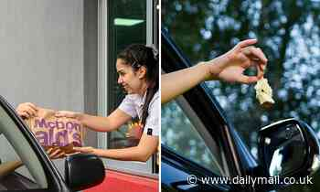 The drive thru mistakes that could cost you a $500 fine