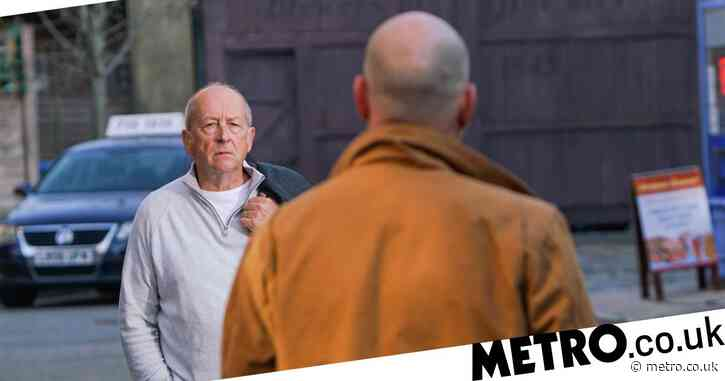 Coronation Street spoilers: Geoff Metcalfe kills Tim in horrifying twist?