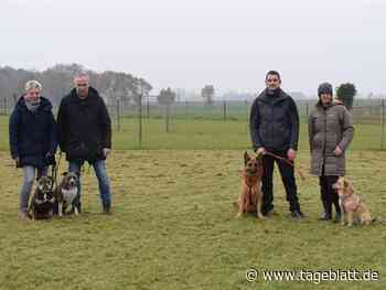 Harsefelds Hundespielplatz hat wieder geöffnet - TAGEBLATT - Lokalnachrichten aus Harsefeld. - Tageblatt-online