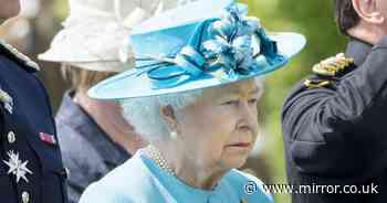 Devastating 15 hours left Queen 'upset' and 'depressed' - and cost £36.5million