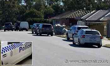 Bayswater, Perth streets on lockdown amid a volley of gunshots