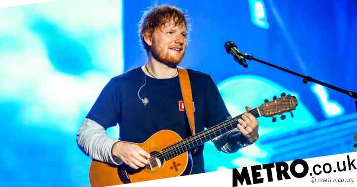 Ed Sheeran donates £10,000 to hospital that cared for his late grandmother