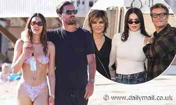 Lisa Rinna and Harry Hamlin 'worried' about daughter Amelia, 19, dating Scott Disick, 37