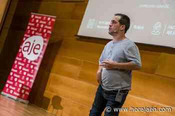 El Langui y José Miguel Antequera participan en Jaén en la conferencia «Empresarios del Renacimiento» de AJE - HoraJaén
