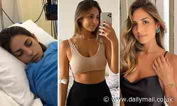 Glamorous social media influencer Jade Tunchy opens up on her sexually transmitted disease diagnosis