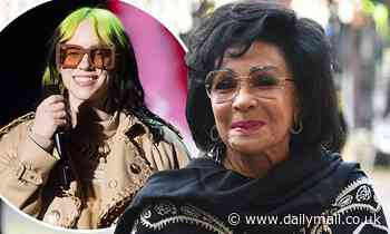 Dame Shirley Bassey says Billie Eilish did a 'good job' with No Time To Die