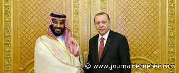 Rare échange entre Erdogan et le roi saoudien, pour améliorer leurs liens