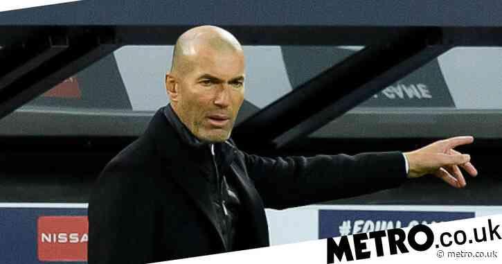 Zinedine Zidane rules out Raphael Varane leaving Real Madrid amid Man Utd links