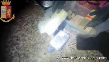 Milano, 20 kg di droga nel magazzino in via Cusago: in manette trafficante di droga con 50mila euro - Mi-Lorenteggio