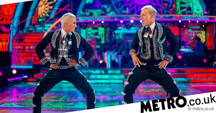 Strictly Come Dancing's Jamie Laing says his 'confidence was shattered' after being in the first dance-off