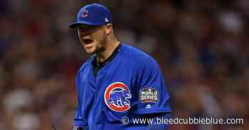 In appreciation of Jon Lester - Bleed Cubbie Blue