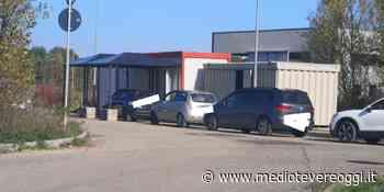 Tamponi pit stop Todi, comune posiziona due moduli abitativi - Medio Tevere Oggi