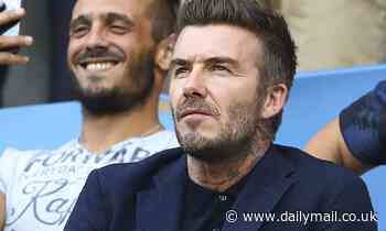David Beckham backs fight to tackle football dementia crisis - Daily Mail