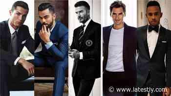 Cristiano Ronaldo, Virat Kohli, Roger Federer, Lewis Hamilton and David Beckham – 5 Style Icons Fans - LatestLY
