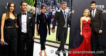 From Cristiano Ronaldo to David Beckham and Gerard Pique: 6 footballers who have dated famous celebrities - Asianet News Newsable