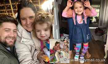 'Secret millionaire' offers to pay four-year-old girl's £75,000 life-changing cerebral palsy surgery