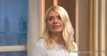 Holly Willoughby withdrew from This Morning over children's coronavirus scare