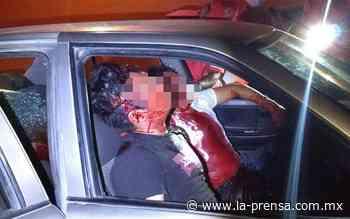 Persecución Ometepec, Guerrero, deja un muerto y dos heridos - La Prensa