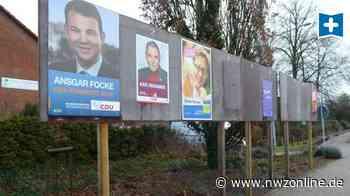 Ganderkeseer FDP in der Kritik: Kontroverse um Verzicht auf Wahlplakate - Nordwest-Zeitung