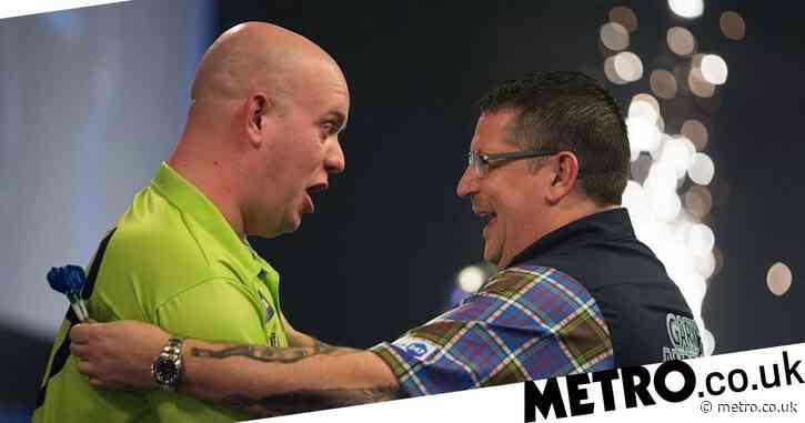 Gary Anderson will beat Michael van Gerwen, reckons Simon Whitlock
