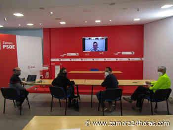 Cargos del PSOE en Zamora participan en un curso de formación online sobre Presupuestos Municipales - Zamora 24 Horas