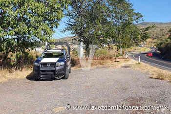 Hallan cadáver baleado de un muchacho cerca del Libramiento de Zamora - La Voz de Michoacán