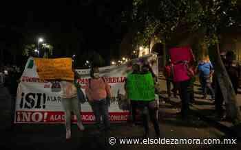 Sin acuerdos para instalación del Cañafest en Morelia - El Sol de Zamora