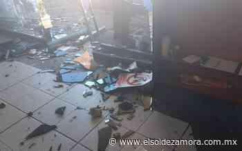Normalistas detenidos, trasladados a Mil Cumbres - El Sol de Zamora