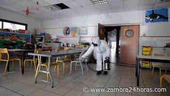 Educación, obligada a cerrar dos aulas más por coronavirus en Zamora este viernes - Zamora 24 Horas