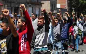 Liberan a dos normalistas; el resto deberá esperar - El Sol de Zamora
