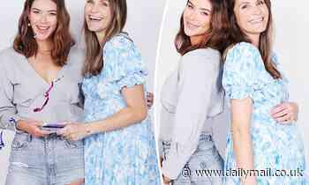 Bachelor's Laura Byrne and Brittney Hockley celebrate Life Uncut winning Australian Podcast Award