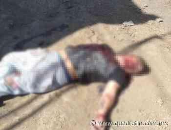 A balazos asesinan a hombre en Uruapan - Quadratín - Quadratín Michoacán