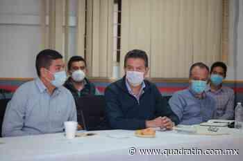 Plantea Semaccdet a Uruapan proyecto de recolección de residuos - Quadratín - Quadratín Michoacán