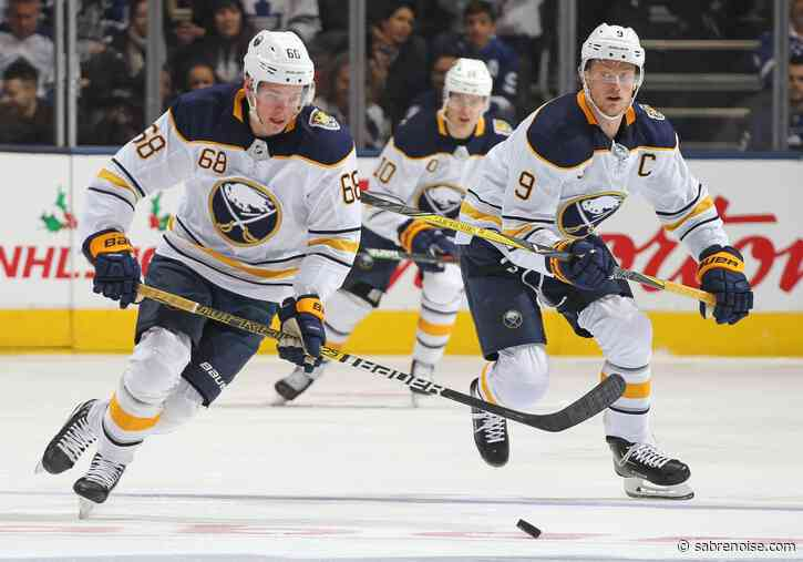 Here's what the Buffalo Sabres should do with their top line — and why