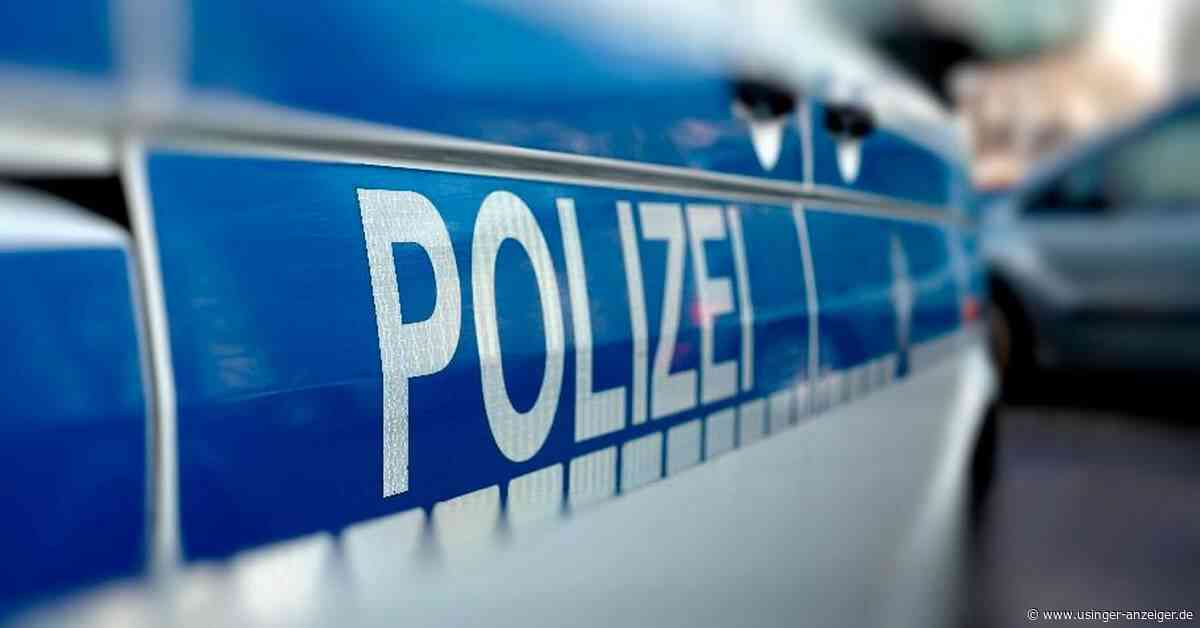Trunkener Fahrer nach Unfallflucht in Friedrichsdorf gestellt - Usinger Anzeiger