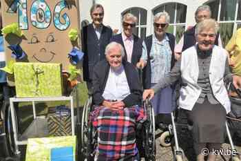 Oudste inwoner van Kortrijk overleden: covid velt nu ook 106-jarige zuster Rachel